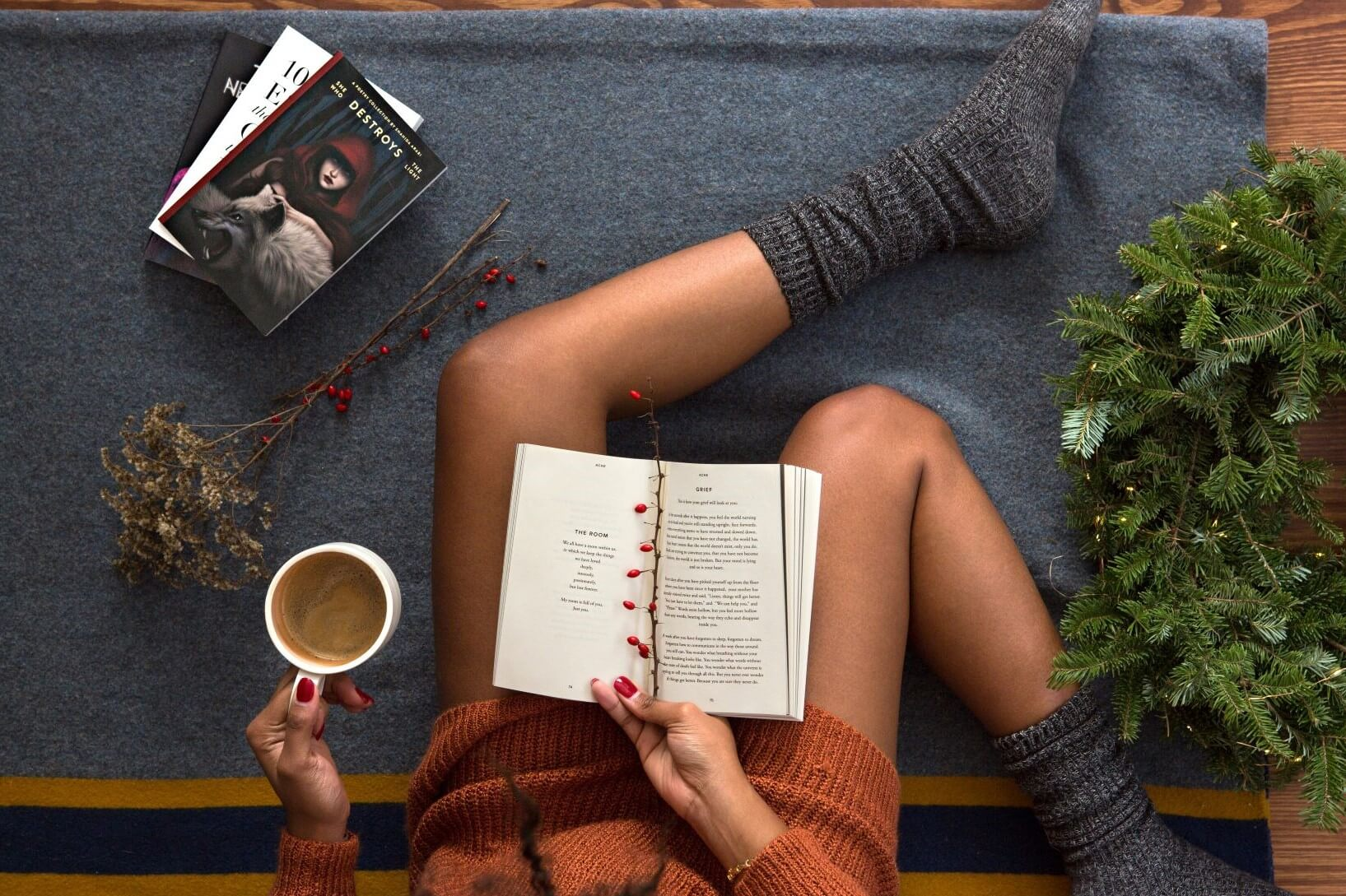 How to practice self care during the holidays