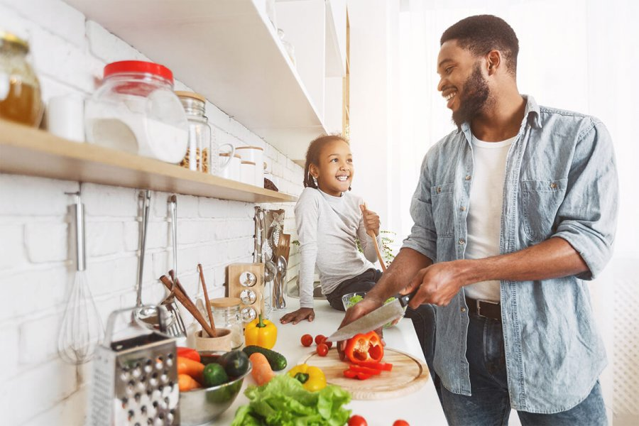 Why you should teach your kids to cook