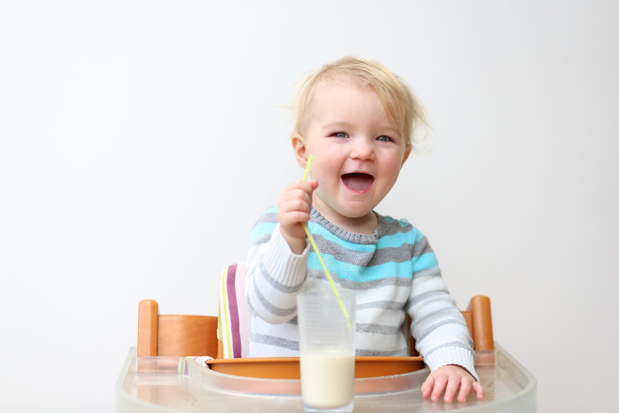 When To Introduce Cows' Milk?