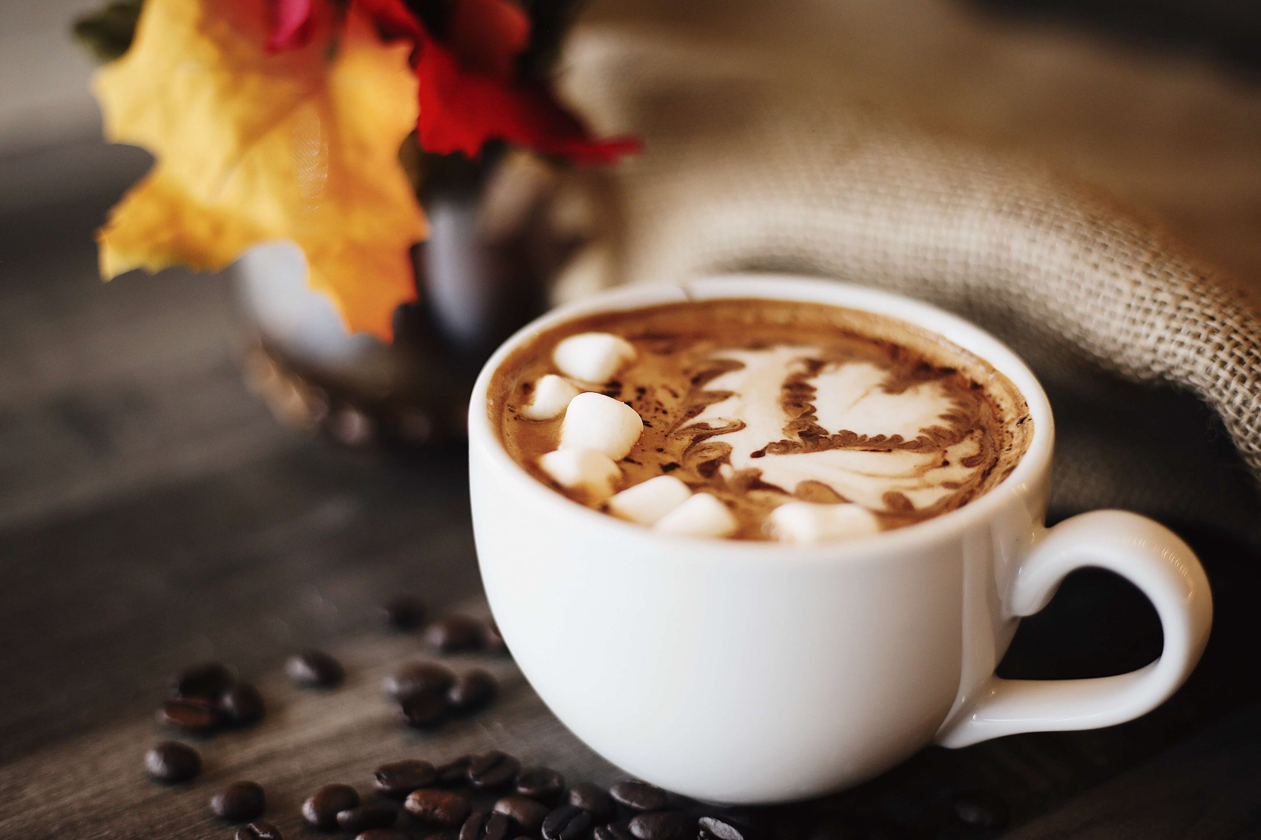 5 Coffee Drinks That Are Perfect For Fall